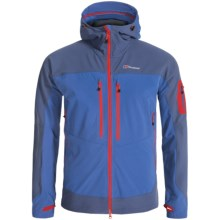 Berghaus Jorasses Soft Shell Jacket (For Men) in Intenseblue/Twilightblue - Closeouts