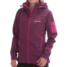 Berghaus Jorasses Soft Shell Jacket (For Women) in Cherryripe/Cherryripe - Closeouts