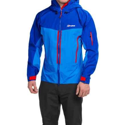 Berghaus Kangchenjunga Gore-Tex® Pro Jacket - Waterproof (For Men) in Blue Aster/Intense Blue - Closeouts