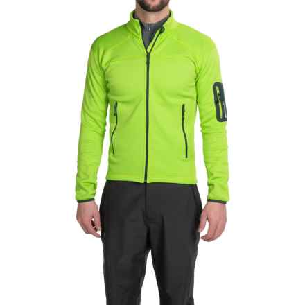 Berghaus Pravitale Fleece Jacket (For Men) in Electrogreen/Electrogreen - Closeouts