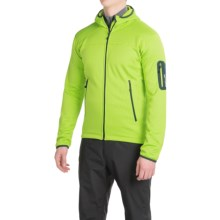 Berghaus Pravitale Fleece Jacket - Hooded (For Men) in Electrogreen/Electrogreen - Closeouts