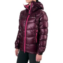 Berghaus Ramche Down Jacket - 850 Fill Power (For Women) in Dark Purple - Closeouts