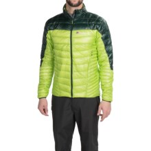 Berghaus Ramche Hyper Hydrodown Jacket - 850 Fill Power (For Men) in Pinegrove/Electrogreen - Closeouts