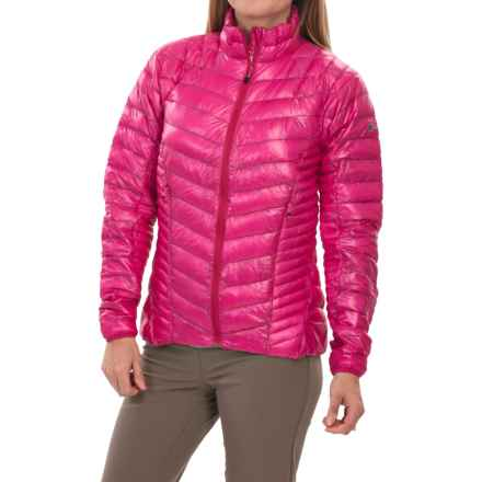 Berghaus Ramche Hyper Hydrodown Jacket - 850 Fill Power (For Women) in Magenta/Magenta - Closeouts