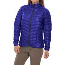 Berghaus Ramche Hyper Hydrodown Jacket - 850 Fill Power (For Women) in Royalblue/Royalblue - Closeouts