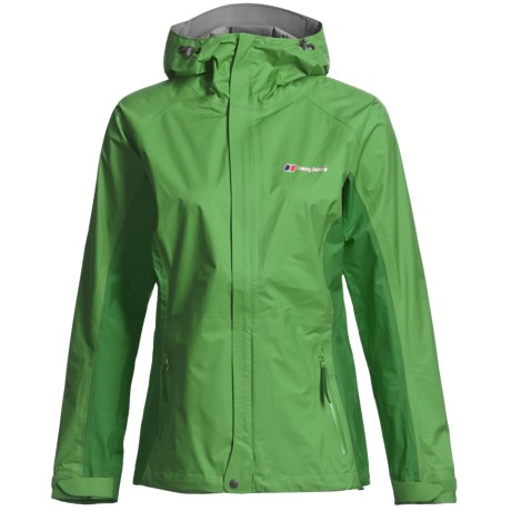 Berghaus Ridgeway Jacket - Waterproof (For Women) in Green