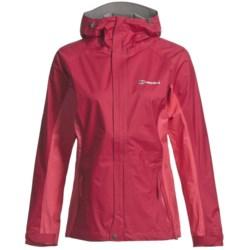 Berghaus Ridgeway Jacket - Waterproof (For Women) in Pink