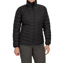 Berghaus Scafell HydroDown Jacket - Insulated (For Women) in Black/Black - Closeouts