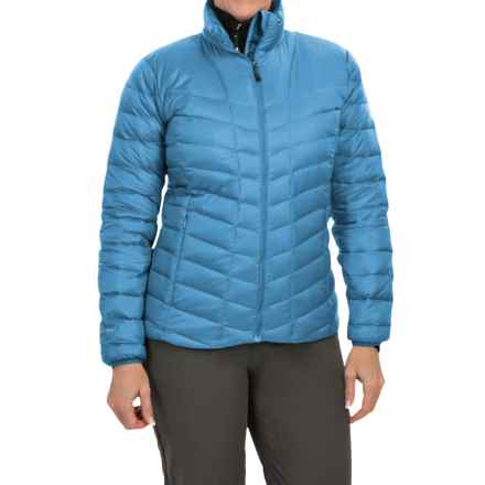 Berghaus Scafell HydroDown Jacket - Insulated (For Women) in Bluesplash/Bluesplash - Closeouts