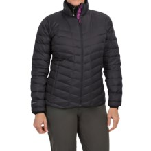 Berghaus Scafell HydroDown Jacket - Insulated (For Women) in Dark Grey/Dark Grey - Closeouts