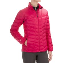 Berghaus Scafell HydroDown Jacket - Insulated (For Women) in Darkcerise/Darkcerise - Closeouts