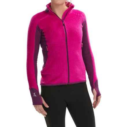 Berghaus Scorch Polartec® Thermal Pro® Micro Grid Jacket (For Women) in Magenta/Magenta - Closeouts