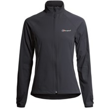 Berghaus Selway Jacket - Soft Shell (For Women) in Black - Closeouts