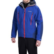 Berghaus Ulvetanna Gore-Tex® Pro Ski Jacket - Waterproof (For Men) in Intenseblue/Twilightblue - Closeouts