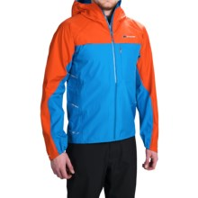 Berghaus Vapour Storm Gore-Tex® Jacket - Waterproof (For Men) in Blueaster/Fire/Blueaster - Closeouts
