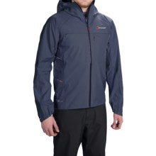 Berghaus Vapour Storm Gore-Tex® Jacket - Waterproof (For Men) in Dark Blue/Dark Blue - Closeouts