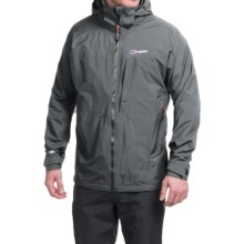 Berghaus Vorlich Gore-Tex® Jacket - Waterproof (For Men) in Black - Closeouts