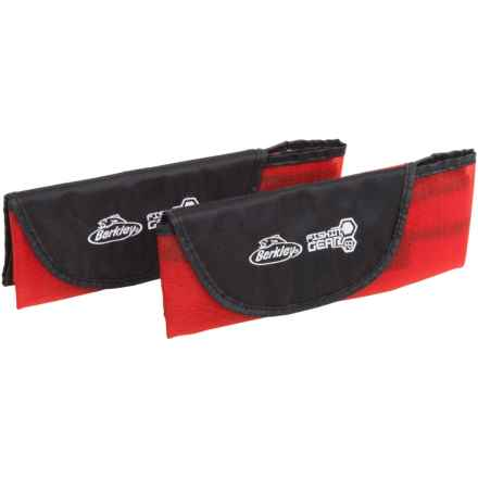 Berkley Spinning Rod Armor Soft Case - 2-Pack in Red - Closeouts