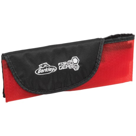 Berkley Spinning Rod Armor Soft Case in Red