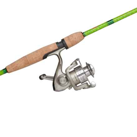 Berkley Trout Dough Spinning Rod and Reel Combo - 2-Piece in See Photo - Closeouts