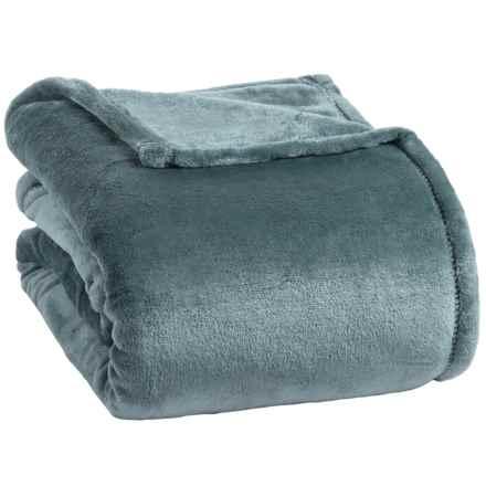 Berkshire Blanket Opulence Velvetloft® Blanket - King in Mineral - Closeouts