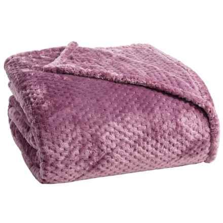 Berkshire Blanket Plush Honeycomb Blanket - Full-Queen in Mobile - Closeouts