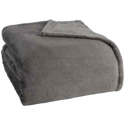 Berkshire Blanket Primalush Blanket - King in Grey Heron - Closeouts