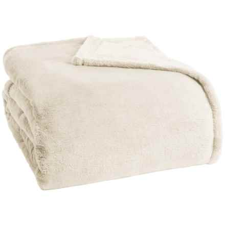 Berkshire Blanket Primalush Blanket - Twin in Cream - Closeouts