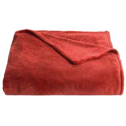 Berkshire Blanket Serasoft Blanket - Full-Queen in Gingerspice - Closeouts