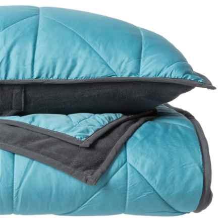 Berkshire Polartec® Neo Tec Mini Comforter Set - Twin in Deep Sea - Closeouts