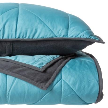 Berkshire Polartec® Neo Tec Mini Comforter Set - Twin in Deep Sea