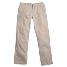 Berle Enzyme Stonewash Pants - Cotton Twill, 5-Pocket (For Men) in Khaki - Closeouts