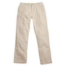 Berle Enzyme Stonewash Pants - Cotton Twill, 5-Pocket (For Men) in Stone - Closeouts