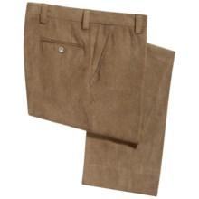 Berle Microfiber Twill Pants (For Men) in British Tan - Closeouts