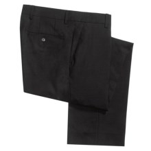 Berle Tropical Wool Pants (For Men) in Charcoal - Closeouts