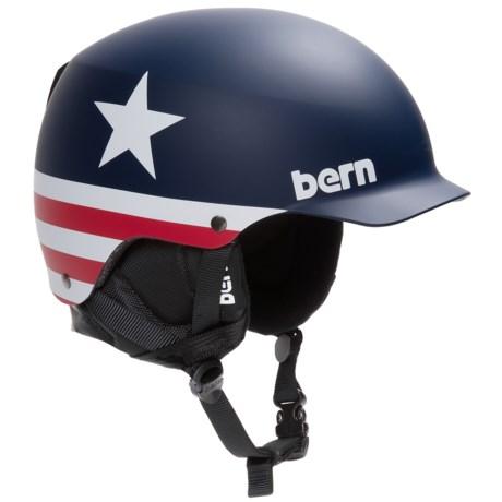 Bern Baker EPS Hatstyle Multi-Sport Helmet in Seth Wescott Pro Model