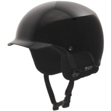Bern Baker EPS Multi-Sport Helmet - Removable Winter Liner in Gloss Black - Closeouts