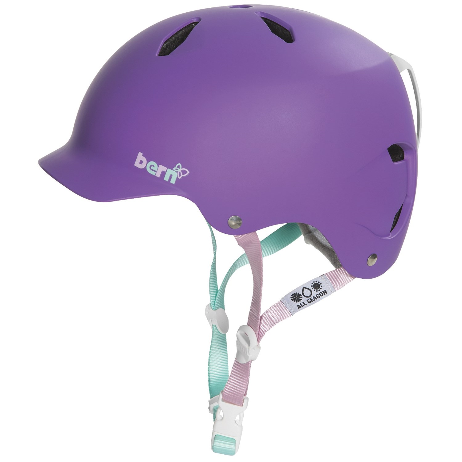 bern girls Shop from the world's largest selection and best deals for bern girls cycling helmets shop with confidence on ebay.