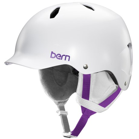 Image of Bern Bandita Thin Shell Ski Helmet (For Big Girls)