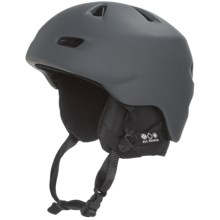 Bern Brentwood Multi-Sport Helmet - Removable Liner in Matte Grey/Black - Closeouts