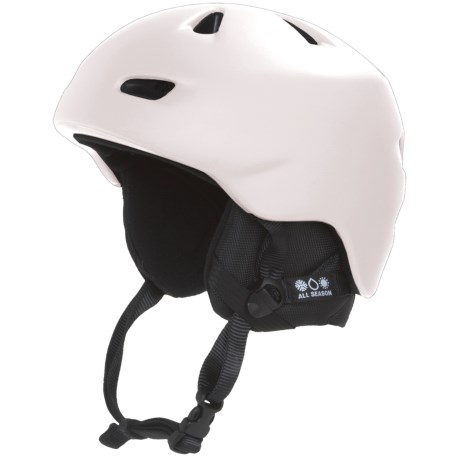 Bern Brentwood Multi-Sport Helmet - Removable Liner in Satin White
