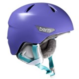 Bern Bristow Junior Ski Helmet (For Little Girls)