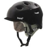 Bern Cougar 2  Multi-Sport Helmet - Zip Mold®, Removable Winter Liner (For Women)