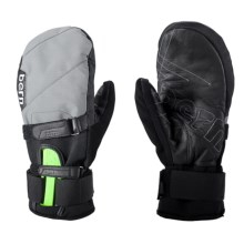 Bern Durden Adjustable Mitten with Wrist Guard (For Men and Women) in Black - Closeouts