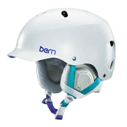 Bern Lenox Multi-Sport Helmet (For Women) in Satin White - Closeouts