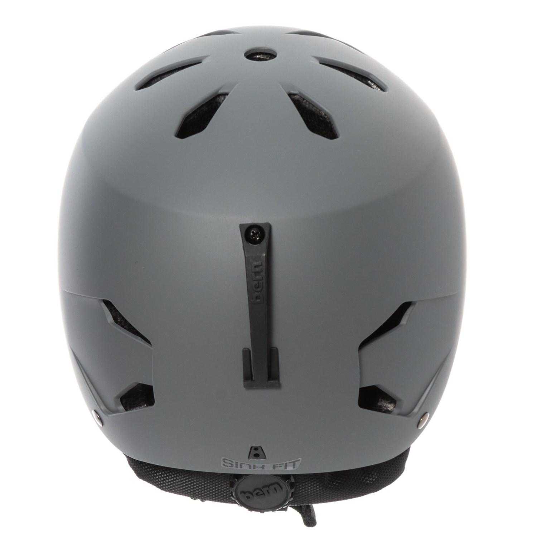 7b498c104f Bern Macon EPS Ski Helmet - Save 50%