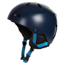Bern Macon Ski Helmet (For Men) in Satin Navy - Closeouts