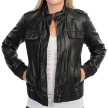 Womens Leather Suede Jackets average savings of 63% at Sierra