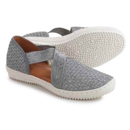 bernie mev. Layla Sandals (For Women) in Pewter - Closeouts