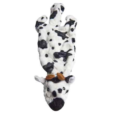 Best Pet 2-in-1 Fun Skin Dog Toy - Stuffing-Free- Large in Cow - Closeouts